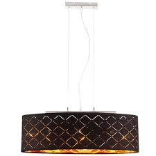 Luxus Decken Pendel Leuchte Wohn Zimmer Beleuchtung Textil