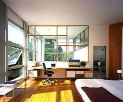 Apartment therapy office Two Desk Living In Smallish Tworoom Apartment plus Kitchen And Bath Means Our Living Room Plays Triple Duty Serving As Living Room Dining Room And Home Office Apartment Therapy Combined Bedroom amp Home Office Nono Or Necessity Apartment