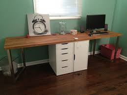 Home Office Diy DIY Office Desk For Home Ideas Diy Nongzico