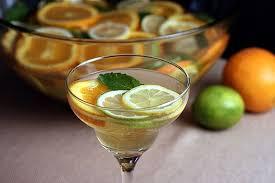 Margarita Sangria Party CocktailsParty Cocktails