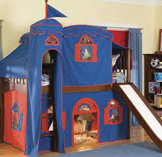 take a look at this cherry blue red low loft top tent twin bed set on zulily today