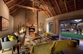 mid century modern cozy living room idea