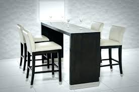 Unique kitchen furniture Creative Bar Height Table Set White Outdoor And Chairs Folding Pub Unique Kitchen Delightful Decoration Cool Modern Lifeinkitchencom Bar Height Table Set White Outdoor And Chairs Folding Pub Unique