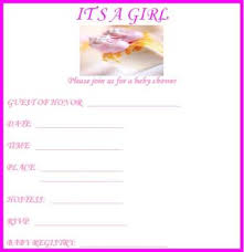 Baby Announcements Templates Free Magdalene Project Org