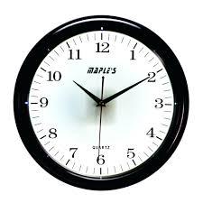 14 wall clock vintage