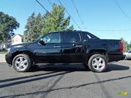 Black 2013 Chevrolet Avalanche LT 4x4 Black Diamond Edition ...
