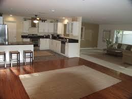 Raised Kitchen Floor Raised Ranch Open Kitchen Design Miserv