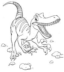 Disegni Da Colorare Dinosauri Carnivori Az Colorare