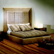 torino leather super kingsize bed