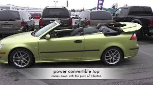 2004 Saab 9-3 Convertible - YouTube