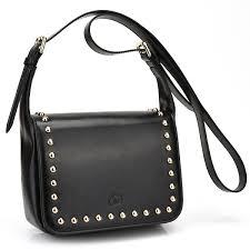 kroo women s studded leather saddle bag cross purse with adjustable strap com