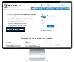 Free Resume Database For Recruiters In Usa Free Resume Free Resume