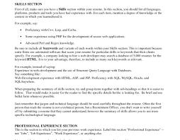 Key Resume Words Write Free Resume