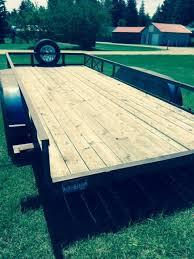 truck decking trailer decking