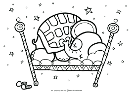 Small Picture Sleeping Elephant Coloring Pages Coloring Coloring Pages