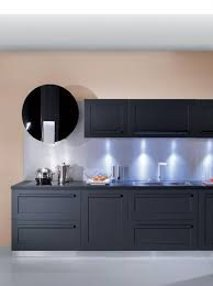 Cuisine Chêne Noir Hotte Space Elica