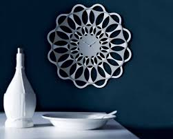 image of contemporary modern wall clock