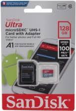 Купить <b>карту памяти</b> microsd <b>128gb</b> в Москве, цены на Micro ...