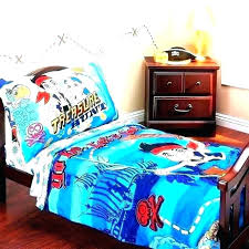 little mermaid comforter set twin bedroom bedding