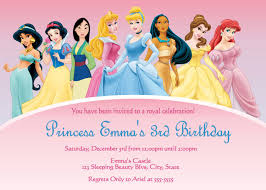 25 disney birthday invitation templates ctsfashion com disney princesses birthday invitations disney princess birthday