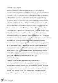 n english essay year vce english language thinkswap stylistic features essay