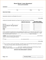 House Contract Form Sellers Contract Form 3382