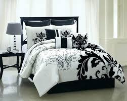 target black comforter black and white fl bedding and white fl bedding sets comforter piece arroyo