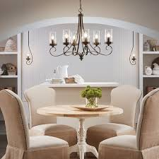 dining room ideas awesome light brown round modern leather dining room light fixture stained design