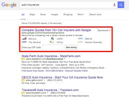 Google To Kill Off Carinsurance Comparison Tools Business Insider Unique Car Insurance Quote Comparison