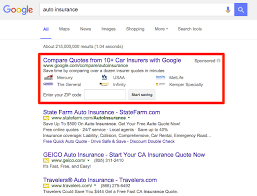 google plans to kill off its auto insurance credit card and other comparison tools