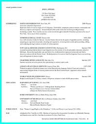 Harvard Law Resume Awesome Massage Resume Template Best How To Do A