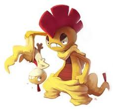 Scrafty Evolution Chart 13 Best Scrafty Images Pokemon Fan Art Digimon