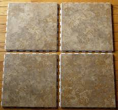 snapstone comes in one size 12x12 it is engineered to snap together by means of interlocking plastic tabs once locked together the space between tile
