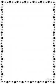 フリー素材iphone4壁紙待受モノトーンの大人可愛い小花のフレーム