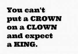 Be Happy Be You Clown Happiness Happy King Life Quote Quotes Inspiration Real Quotes
