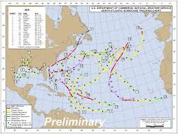 Atlantic Basin Hurricane Tracking Chart National Hurricane Center Miami Florida National Hurricane Center Nhc_atlantic Twitter