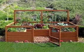Small Picture Small Vegetable Garden Design Markcastroco