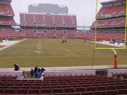 Firstenergy Stadium Cleveland View From Lower Level 146