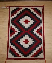 Traditional Navajo Rugs Circa 1977 Ganado Rug O Intended Concept Ideas