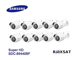 samsung weather proof nightvision camera soc a100 soc a100 r next 10 of samsung 4 megapixel super hd video sdc 89440bf