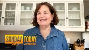 Ina Garten Reinvents Comfort Food With Her New Cookbook | Sunday TODAY -  YouTube