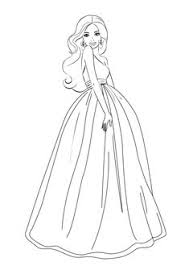 10 Best Fashion Dress Drawing Images Coloring Pages For Girls