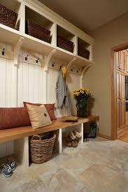 Decorating: DIY Small Mudroom In The Wall - Mudroom Storage