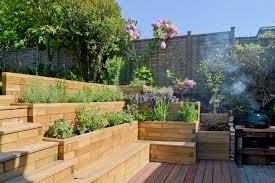 retaining garden wall made to measure