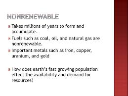 renewable resources what is the difference between renewable photos of what is the difference between renewable resources and nonrenewable resources