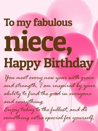 Happy Birthday To My Niece Quotes Enchanting Birthday Wishes For Niece Birthday Wishes And Messages By Davia