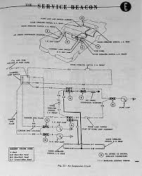 the service beacon air suspension circuit wiring diagram