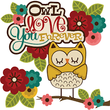 Image result for fall owl clip art
