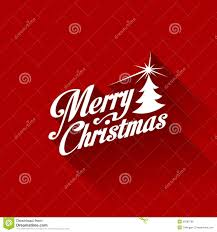 Christmas Design Template Merry Christmas Greeting Card Vector Design Templa Stock Vector