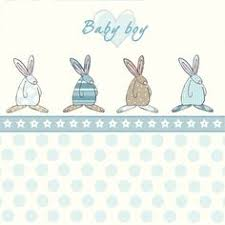 14 Best Baby Boy Cards Images Bunnies Bunny Greeting Cards